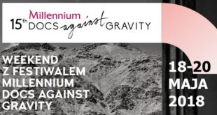 Weekend z Millennium Docs Against Gravity